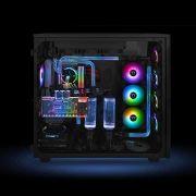 Kit iluminação de memória DDR4 Pacific R1 Plus THERMALTAKE