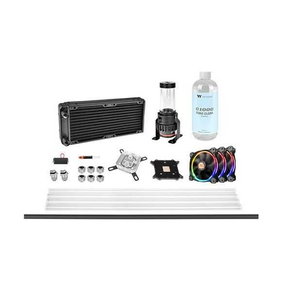 Kit WaterCooler Pacific M240 D5 CL-W216-CU00SW-A THERMALTAKE