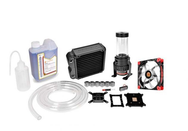 Kit Water Cooler Pacific RL140 D5 CL-W072-CU00BL-A THERMALTAKE