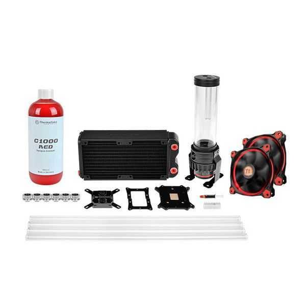 Kit Water Cooler Pacific RL240 D5 CL-W128-CA12RE-A THERMALTAKE
