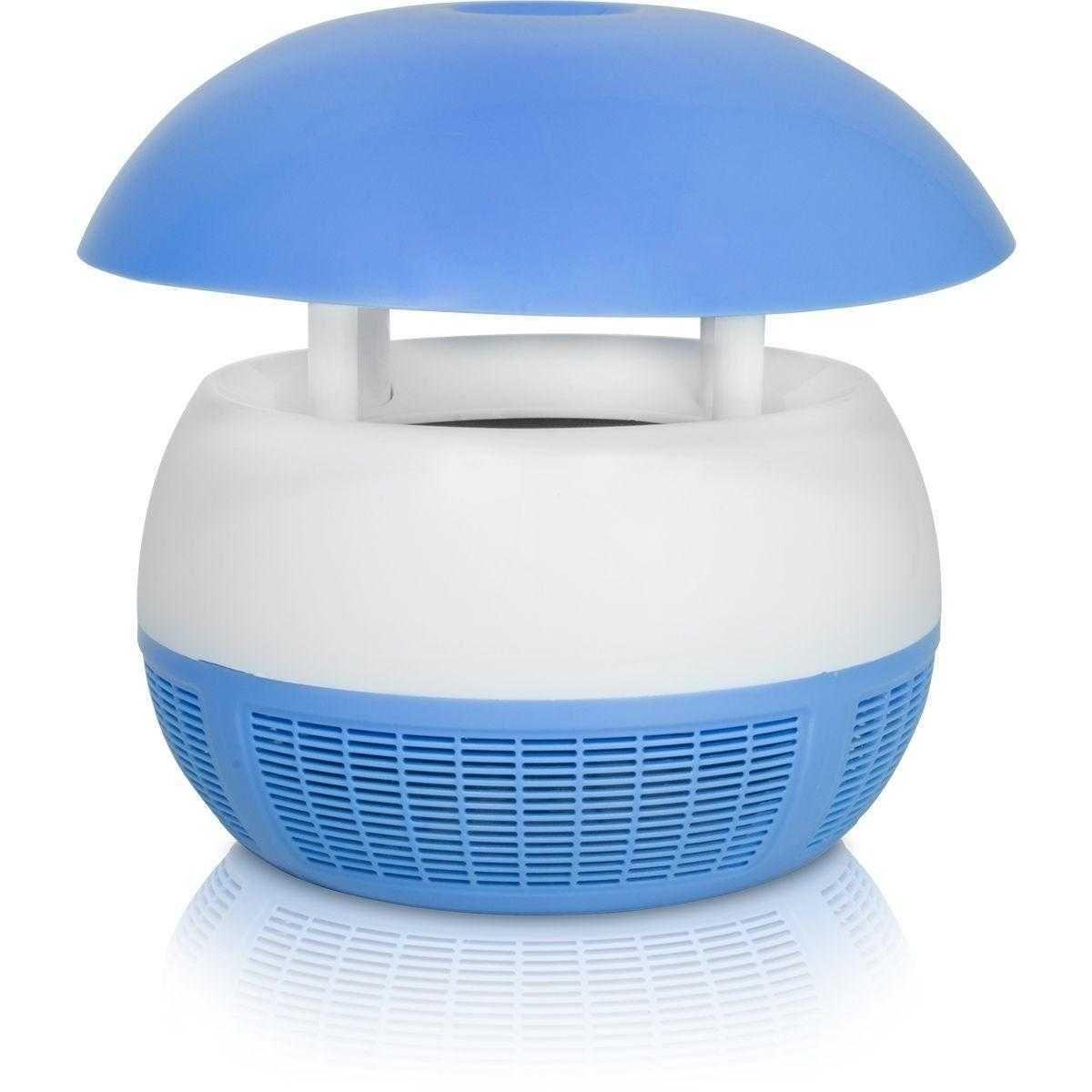 Luminaria mata mosquito LED Ultravioleta USB LOUD