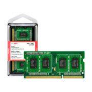 Memória RAM para Notebook DDR3 SODIMM 4GB 1600MHz PM041600D3SO PCYES