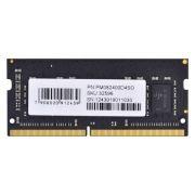 Memória RAM para Notebook DDR4 SODIMM 8GB 2400MHz PM082400D4SO PCYES