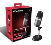 Microfone Profissional AM310 USB AVERMEDIA