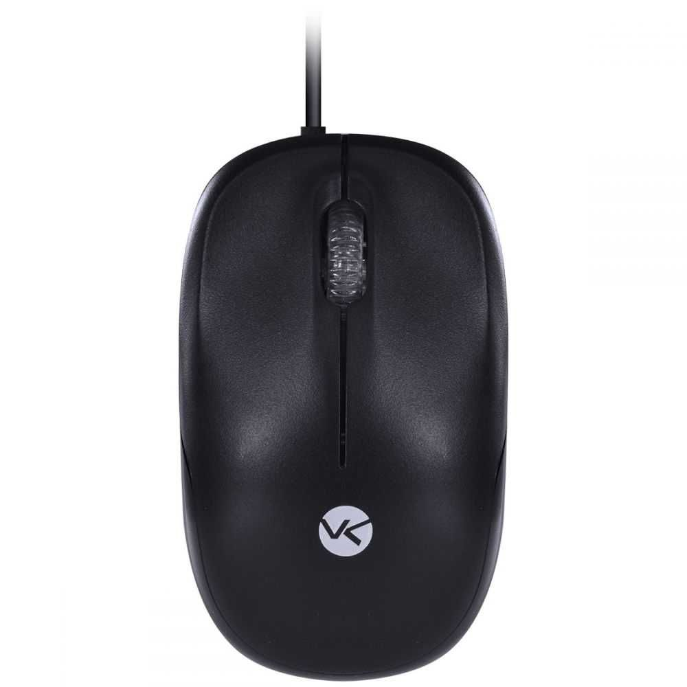 Mouse Dynamic Color 1200 DPI Cabo USB 1.8M Preto DM130 VINIK
