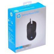 Mouse Gamer Preto G260 1000-2400dpi HP