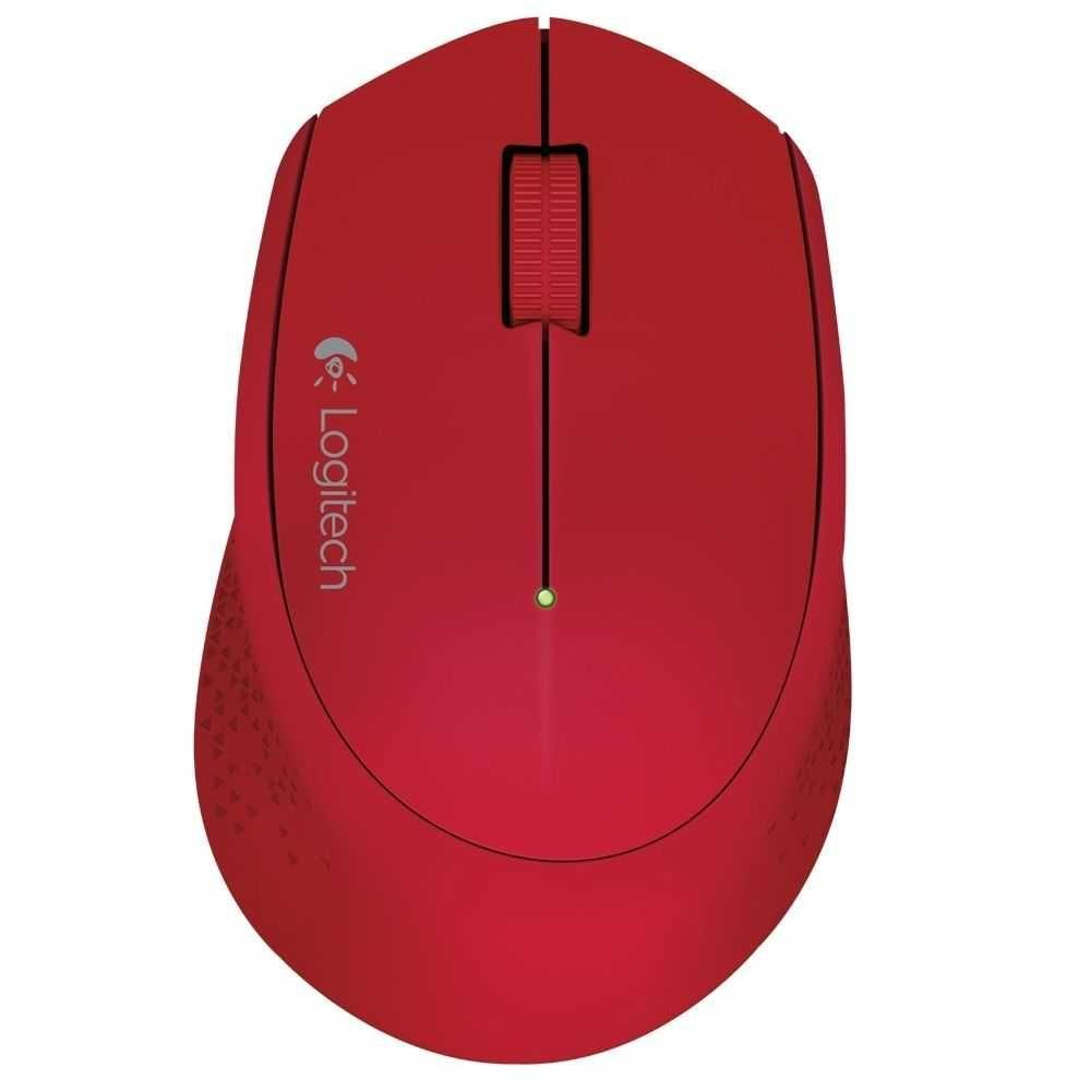 Mouse M280 910-004286 Vermelho LOGITECH