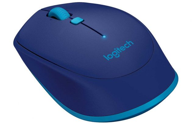 Mouse M535 Bluetooth 3.0 Azul 910-004529 LOGITECH