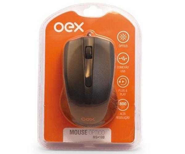 Mouse Optico MS-100 OEX