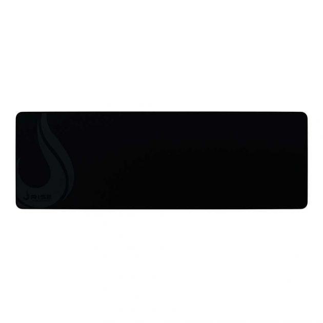 Mouse Pad Black Mode Extended Com Costura RG-MP-06-FBK RISE MODE