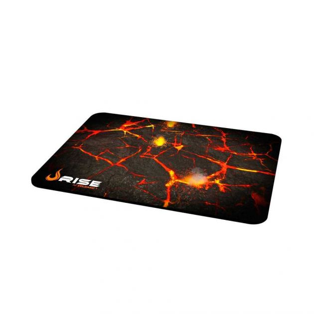 Mouse Pad Speed Volcano Médio Fibertek RG-MP-01-VO RISE MODE