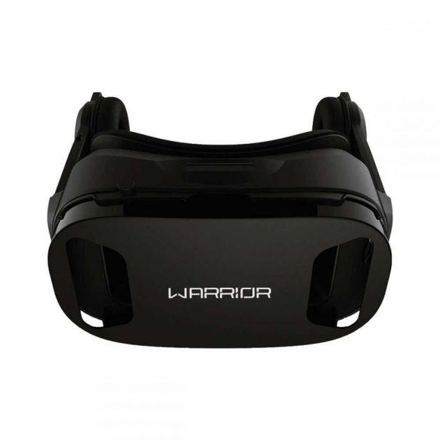 Óculos 3D Warrior VR Game Realidade Virtual (Com Fone De Ouvido) JS086 MULTILASER