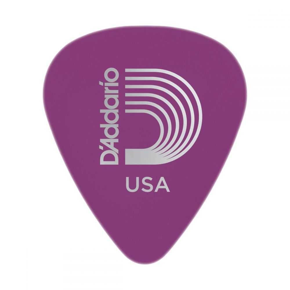 Palheta Para Guitarra DURALIN Formato Standard Heavy 1dpr6-10 (Pacote Com 10 Peças) PLANET WAVES