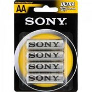 Pilha Zinco Carbono AA ULTRA HEAVY DUTY SUM 3 NUB4A SONY