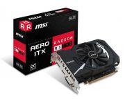 Placa de Vídeo AMD Radeon RX 550 AERO ITX 4GB GDDR5 912-V809-2487 MSI