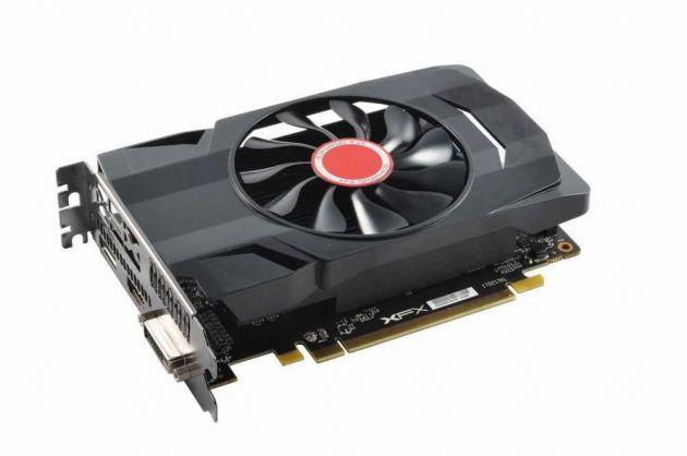 Placa de Vídeo AMD Radeon RX 560D 4GB DDR5 RX-560D4SFG5 XFX
