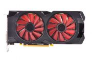 Placa de Vídeo AMD Radeon RX 570 4GB DDR5 RX-570P4DFD6 XFX