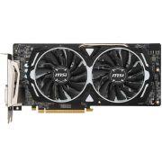 Placa de Vídeo AMD Radeon RX 580 ARMOR OC 8GB GDDR5 912-V341-237 MSI