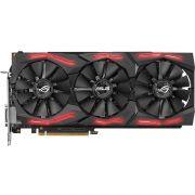 Placa de Vídeo AMD Radeon RX VEGA 64 8GB GDDR5 ROG-STRIX-RXVEGA64-O8G-GAMING ASUS