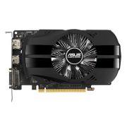 Placa de Vídeo NIVIDIA GeForce GTX 1050 2GB GDDR5 PH-GTX1050-2G 90YV0AA0-M0NA00 ASUS