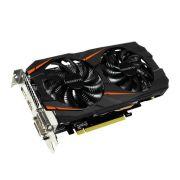 Placa de Vídeo NVIDIA GeForce GTX 1060 WINDFORCE OC 6GB GDDR5 GV-N1060WF2OC-6GD GIGABYTE