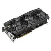 Placa de Vídeo NVIDIA GeForce GTX 1070 Ti Strix RGB 8GB GDDR5 ROG-STRIX-GTX1070TI-A8G-GAMING ASUS