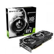 Placa de Vídeo NVIDIA GeForce RTX 2070 Super HOF Black Edition 8GB GDDR6 27ISL6UC53HT GALAX