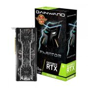 Placa de Vídeo NVIDIA GeForce RTX 2070 Super Phantom GS 8GB GDDR6 NE6207SS19P2-1040P GAINWARD