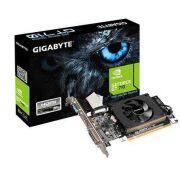 Placa de Vídeo NVIDIA GT 710 2GB DDR3 GV-N710D3-2GL GIGABYTE