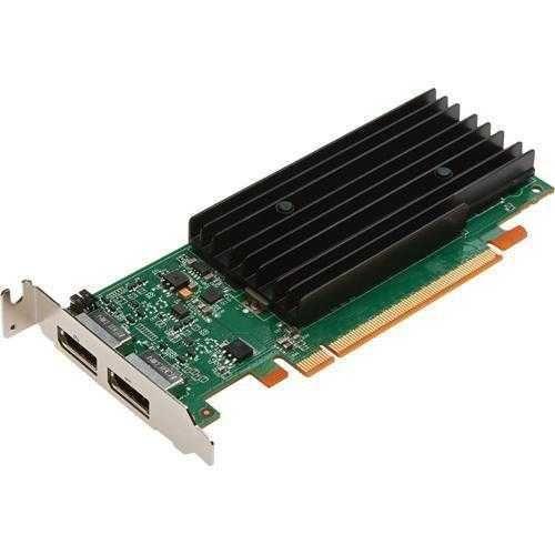 Placa de Vídeo NVIDIA Quadro NVS295 256MB 11.2GB/s DDR3 PCI-E x16 CQ295NVS-X16-DVI-PB PNY