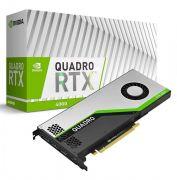 Placa de Vídeo NVIDIA Quadro RTX 4000 8GB GDDR6 PCI-E 3.0 VCQRTX4000-PB PNY