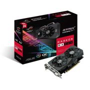 Placa de Vídeo NVIDIA Radeon RX 560 Gaming 4GB GDDR5 ROG-STRIX-RX560-O4G-GAMING ASUS