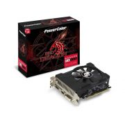 Placa de Vídeo AMD Radeon RX 550 Red Dragon 2GB GDDR5 AXRX 550 2GBD5-DHA/OC POWERCOLOR