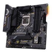Placa Mãe TUF GAMING B460M-PLUS Intel LGA1200 Micro ATX DDR4 90MB1450-C1BAY0 ASUS