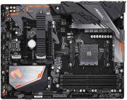 Placa Mãe B450 AORUS ELITE AMD AM4 ATX DDR4 GIGABYTE