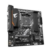 Placa Mãe B550M AORUS ELITE AMD AM4 Micro ATX DDR4 GIGABYTE