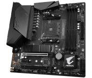 Placa Mãe B550M AORUS PRO AMD AM4 Micro ATX DDR4 Ryzen 3/Geração GIGABYTE