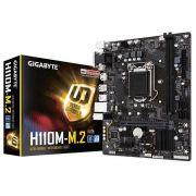 Placa Mãe GA-H110M-M.2 Intel LGA1151 Micro ATX DDR4 GIGABYTE