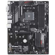 Placa Mãe AMD B450 GAMING X AM4 AMD DDR4 M-ATX GIGABYTE