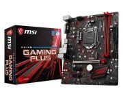 Placa Mãe H310M Gaming Plus Intel LGA 1151 m-ATX DDR4 911-7B28-001 MSI