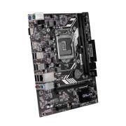 Placa Mãe H310M INTEL DDR4 LGA1151 8/9 Geração Micro-ATX IH31CMAGL01CW GALAX