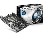 Placa Mãe H81M-HG4 Intel LGA1150 mATX DDR3 ASROCK