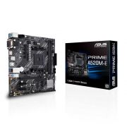 Placa Mãe Prime A520M-E AMD AM4 DDR4 MicroATX ASUS