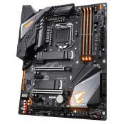 Placa Mãe Z390 AORUS PRO INTEL LGA 1151 ATX DDR4 GIGABYTE