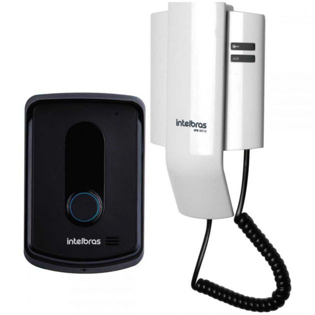Porteiro Eletrônico Residencial IPR 8010 INTELBRAS