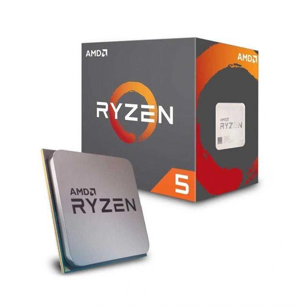 Processador AMD Ryzen 5 2600x 3.6GHz AM4 YD260XBCAFBOX AMD