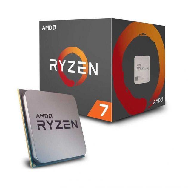 Processador AMD Ryzen 7 2700 3.2GHz AM4 YD2700BBAFBOX AMD