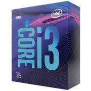 Processador Core i3 9100F 3.6 GHz (4.2 GHz Freq. Máx.) INTEL