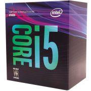 Processador Core i5 8400 2,8GHz (4GHzFrequência Máxima) LGA 1151 BX80684I58400 INTEL