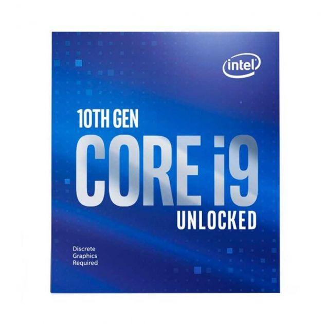 Processador Core i9-10900KF 3.70Ghz (5.30Ghz Turbo) LGA1200 20MB Cache BX8070110900KF INTEL